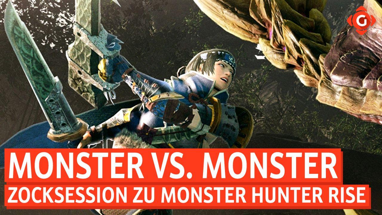 Monster Hunter Rise - Das erwartet die Neueinsteiger