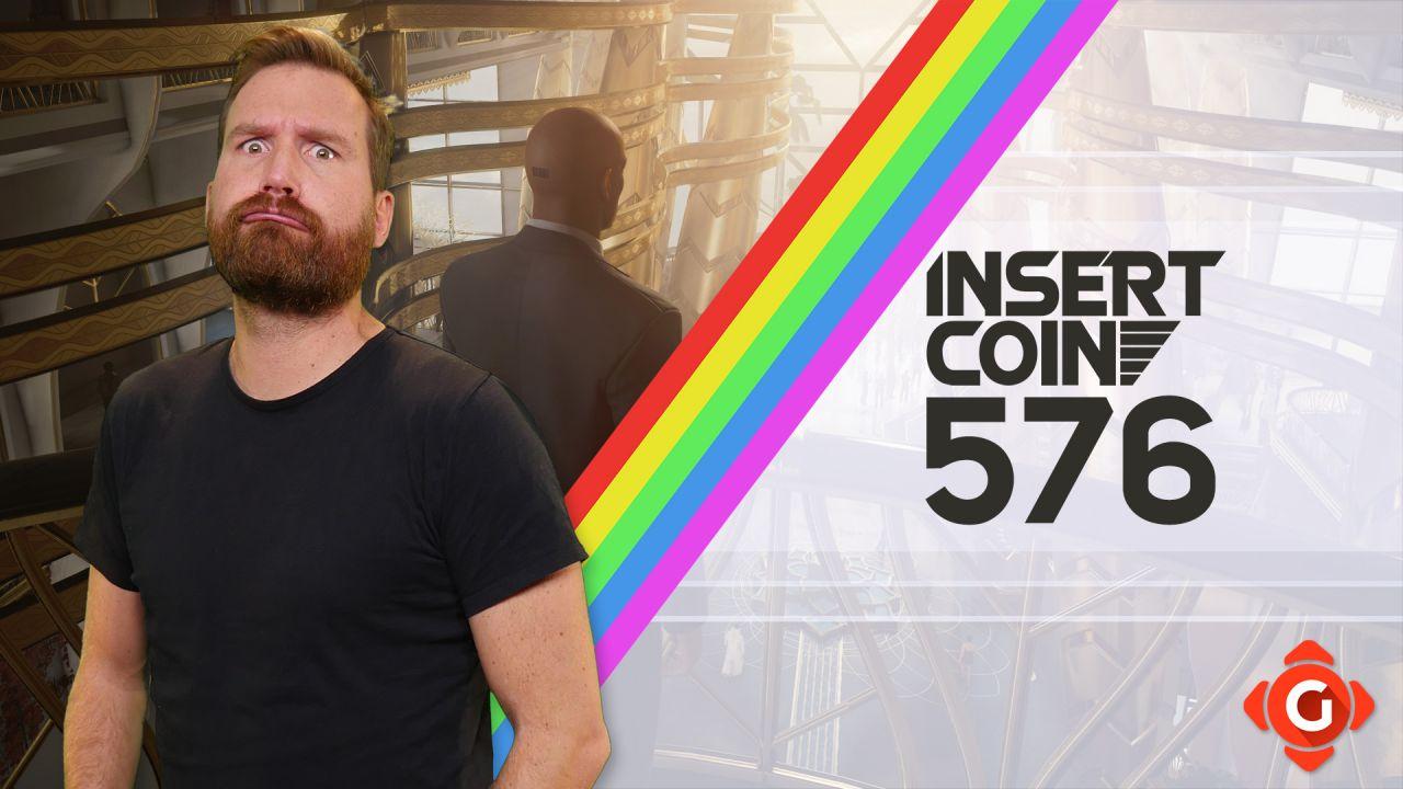 Insert Coin #576 - Hitman III, Loop Hero und mehr