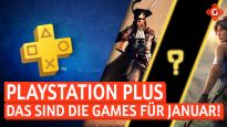 Gameswelt News 05.01.2021 - Mit PlayStation Plus, Epic Games und mehr