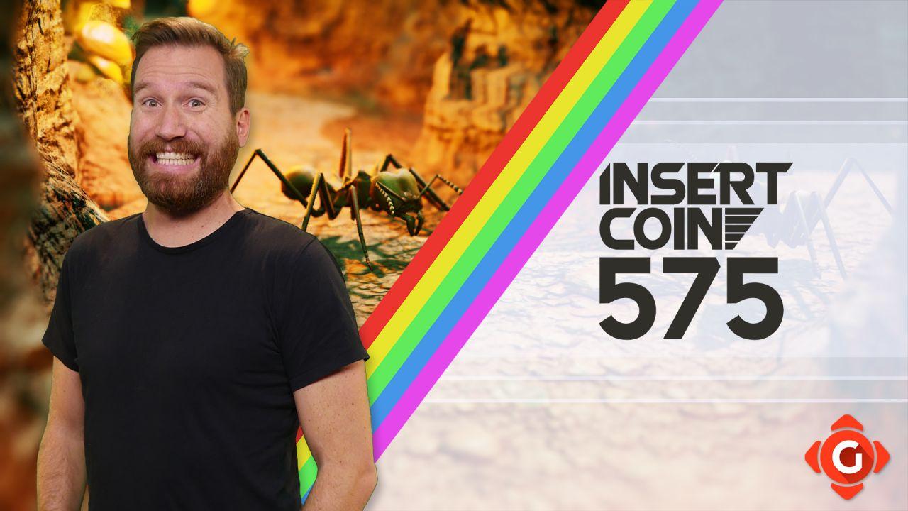 Insert Coin #575 - Little Nightmares 2, verbuggte Spiele und mehr
