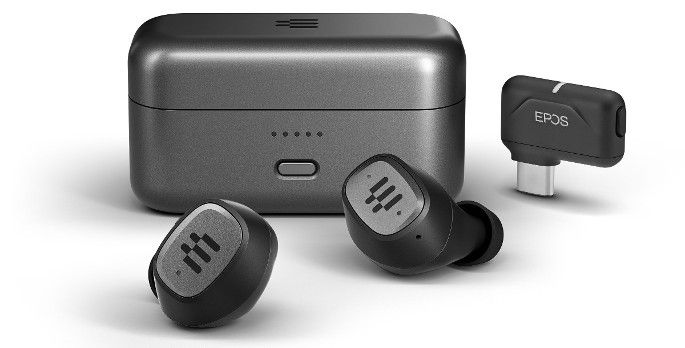 EPOS GTW 270 Hybrid  In-Ear Gaming-Kopfhörer - Test