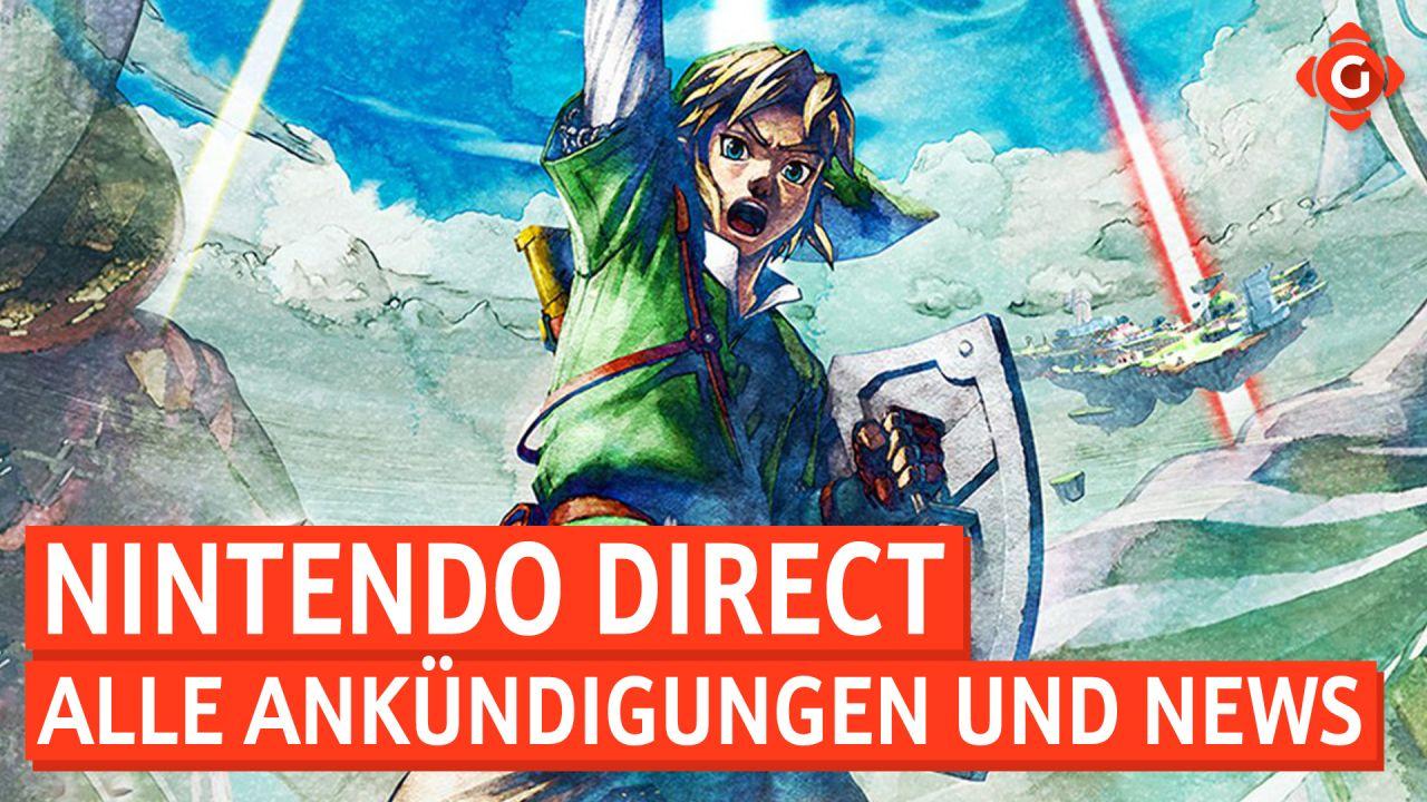 Gamesewelt News 18.02.2021 - Mit Nintendo Direct, Knockout City und mehr