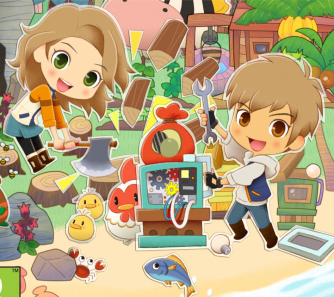 Story of Seasons: Pioneers of Olive Town - Test