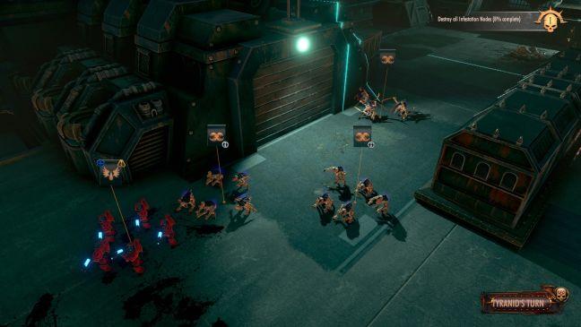Warhammer 40.000: Battlesector - Screenshots - Bild 10