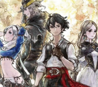 Bravely Default 2 - Test