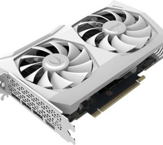 ZOTAC GeForce RTX 3060 AMP White Edition - Test