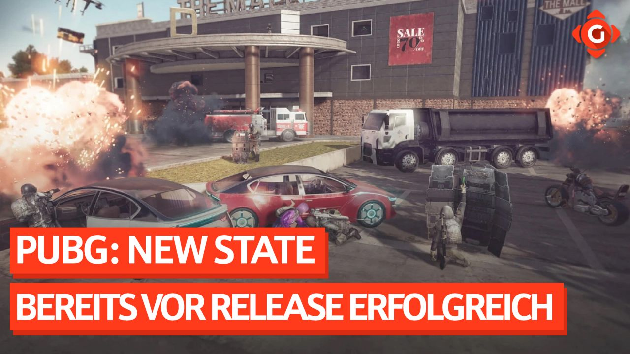 Gameswelt News 08.03.2021 - Mit PUBG: New State, Watch_Dogs: Legion und mehr.