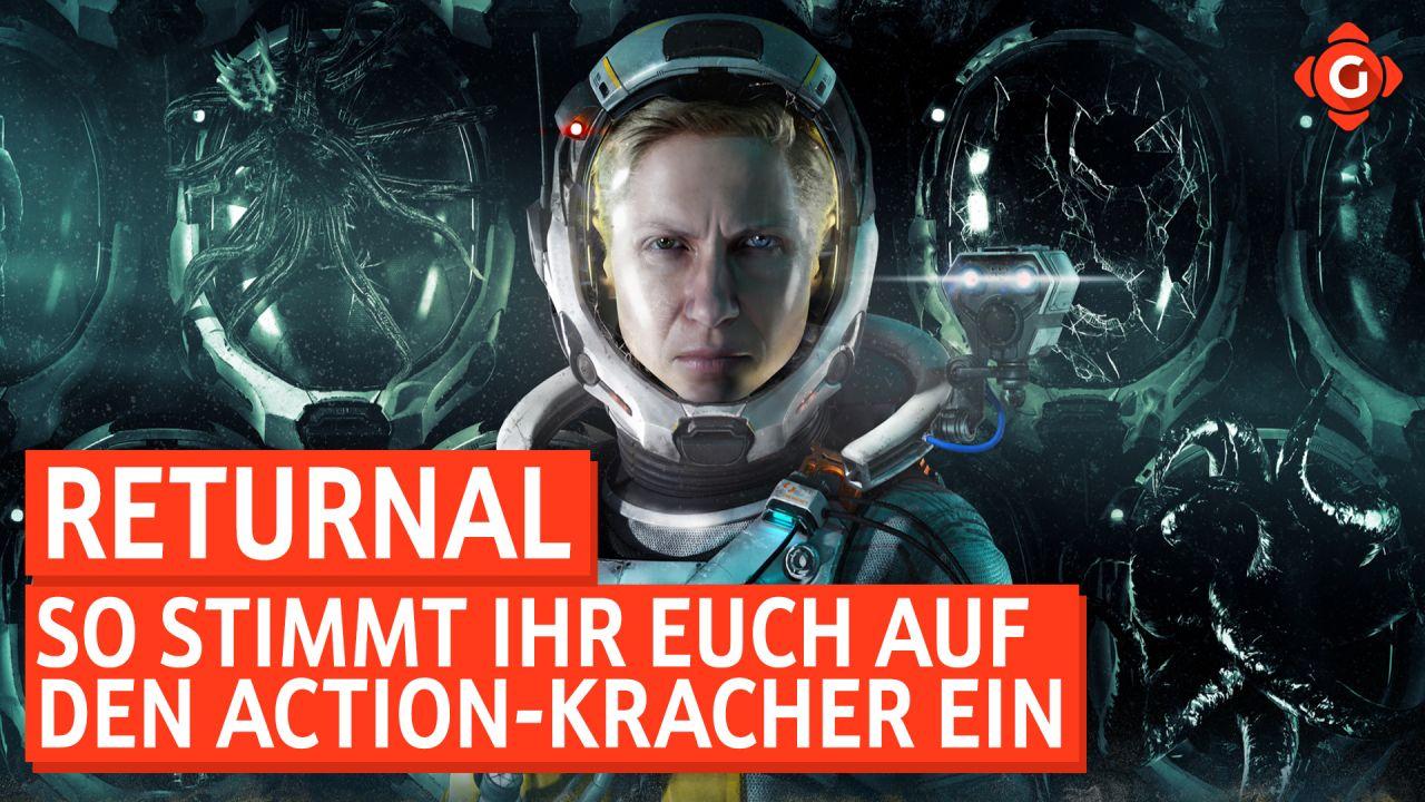 Returnal - Spiele und Filme, mit denen ihr euch auf den PS5-Action-Kracher einstimmen könnt
