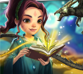 Lost Words: Beyond the Page - Test