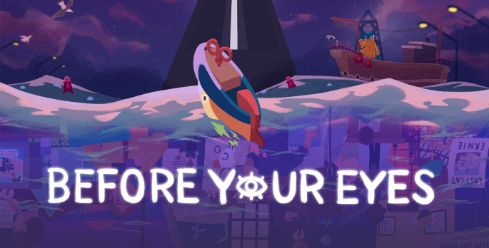 Before your eyes - Test