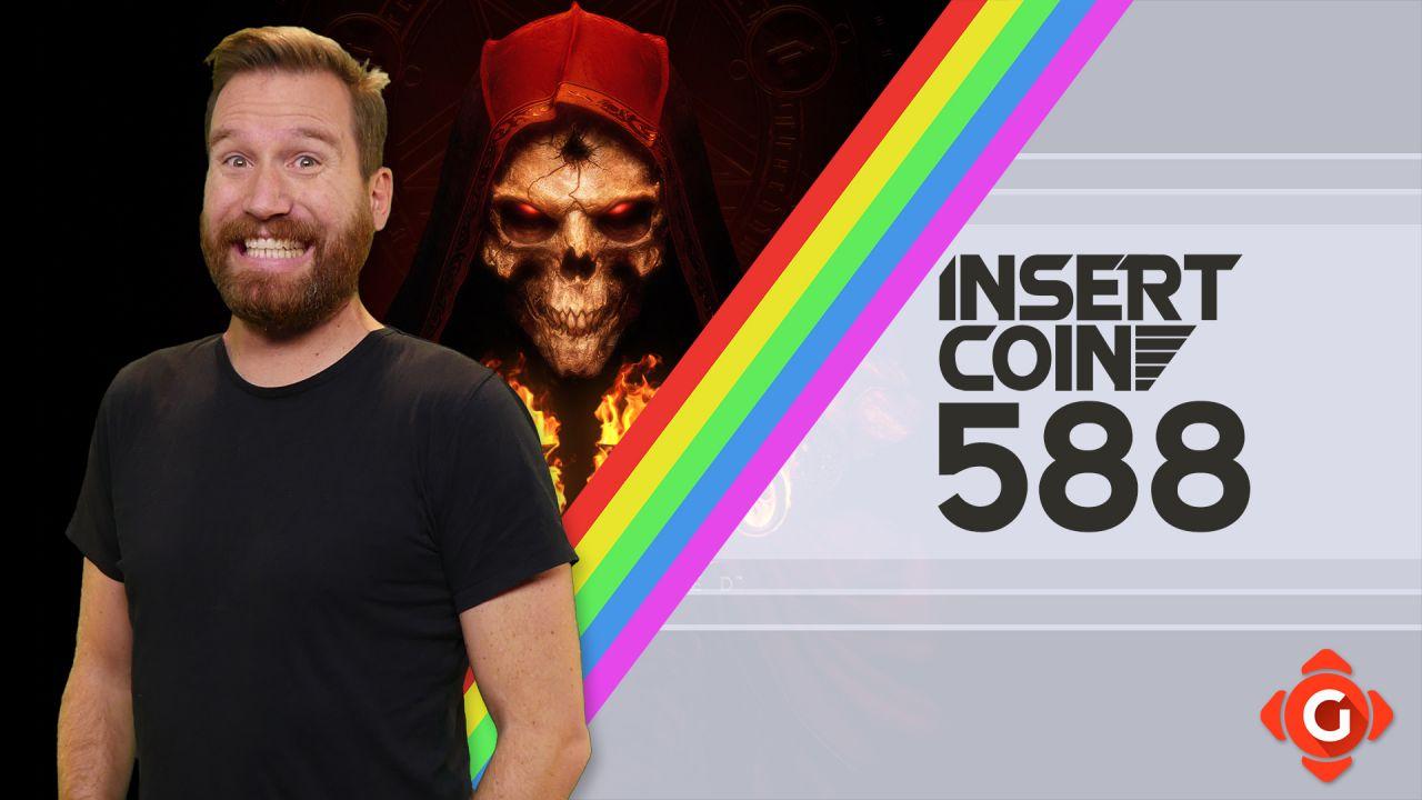 Insert Coin #588 - Diablo 2, Dorfromantik und mehr