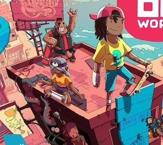 OlliOlli World - Preview