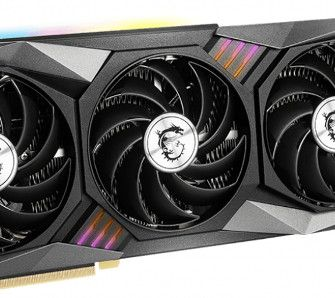 MSI GeForce RTX 3070 Gaming X Trio - Test
