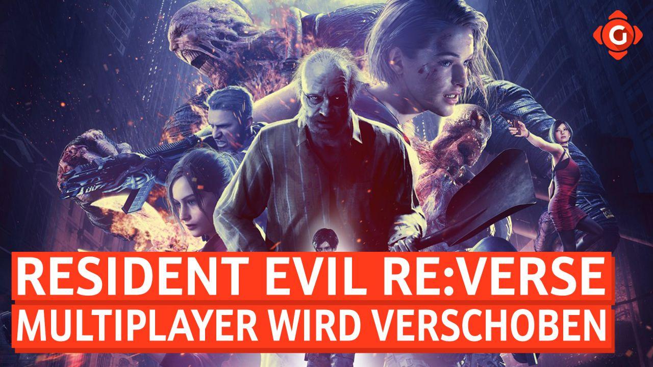 Gameswelt News 28.04.2021 - Mit Resident Evil Re:Verse, Elden Ring und mehr
