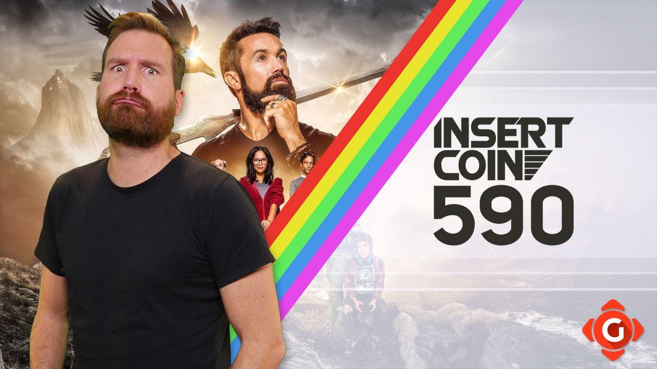 Insert Coin #590 - Mythic Quest, Returnal und mehr