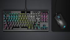 Corsair K70 RGB TKL / Sabre RGB Pro - Test