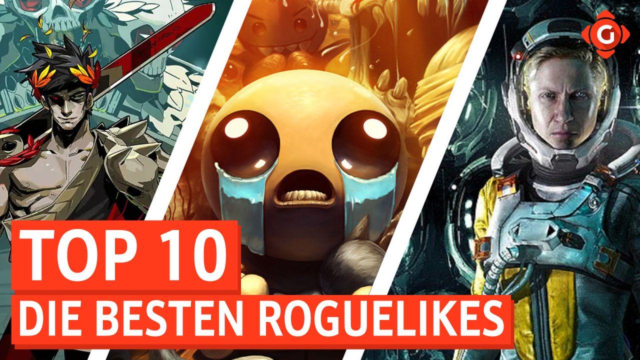 Top 10 - Die besten Roguelikes