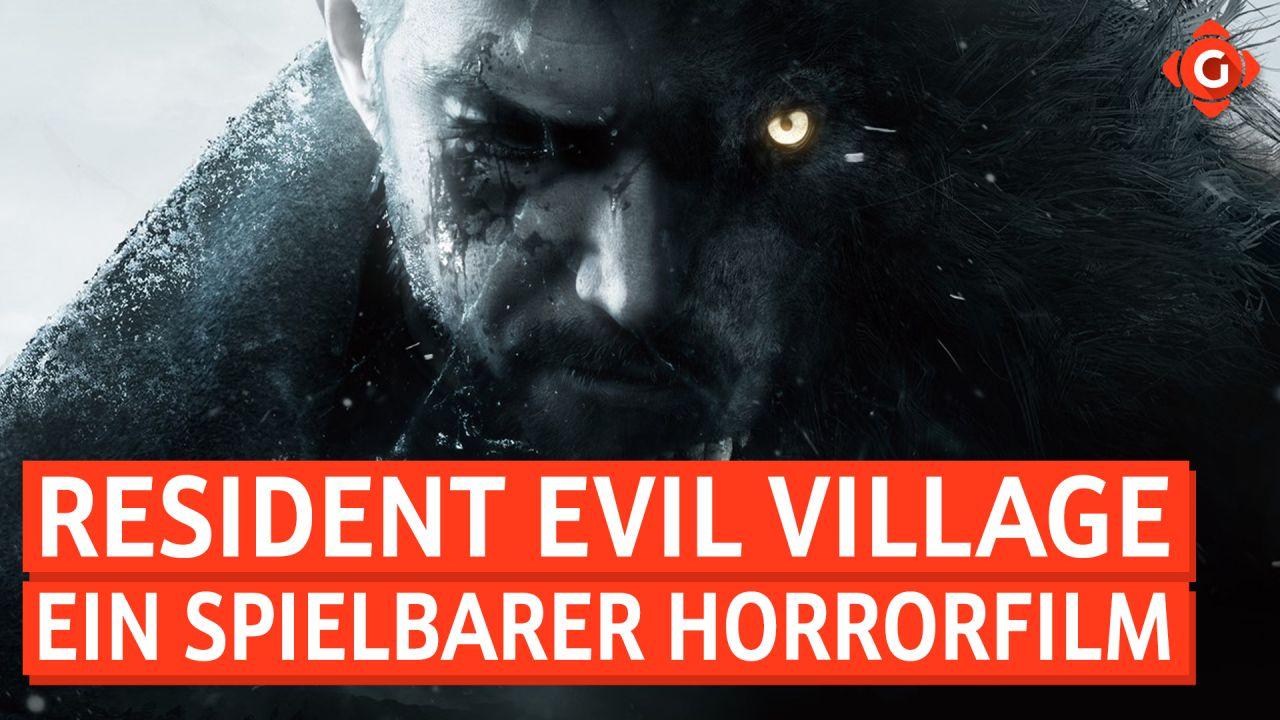 Resident Evil Village - Ein spielbarer Horrorfilm