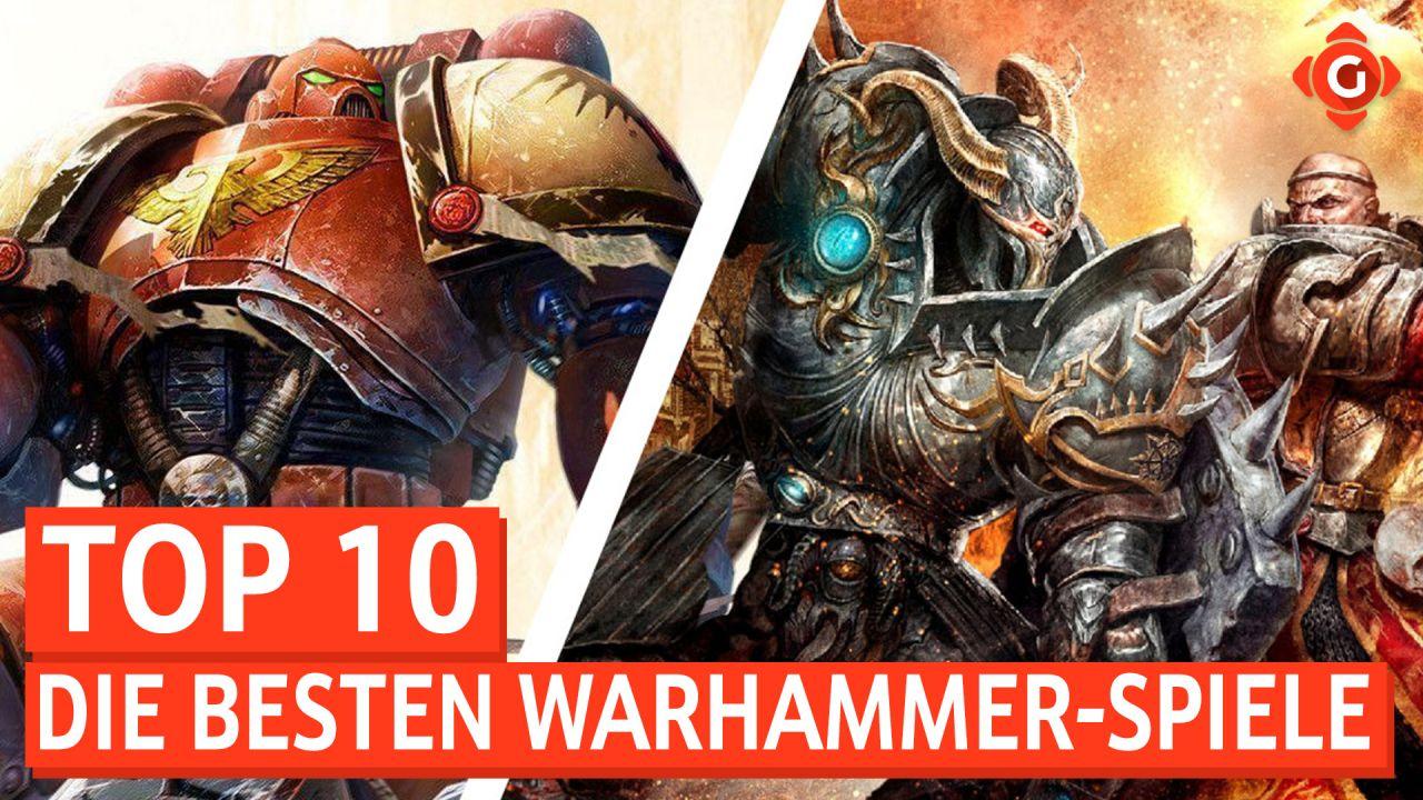 Top 10 - Die besten Warhammer-Spiele