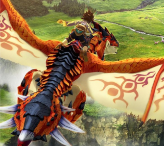 Monster Hunter Stories 2: Wings of Ruin - Preview