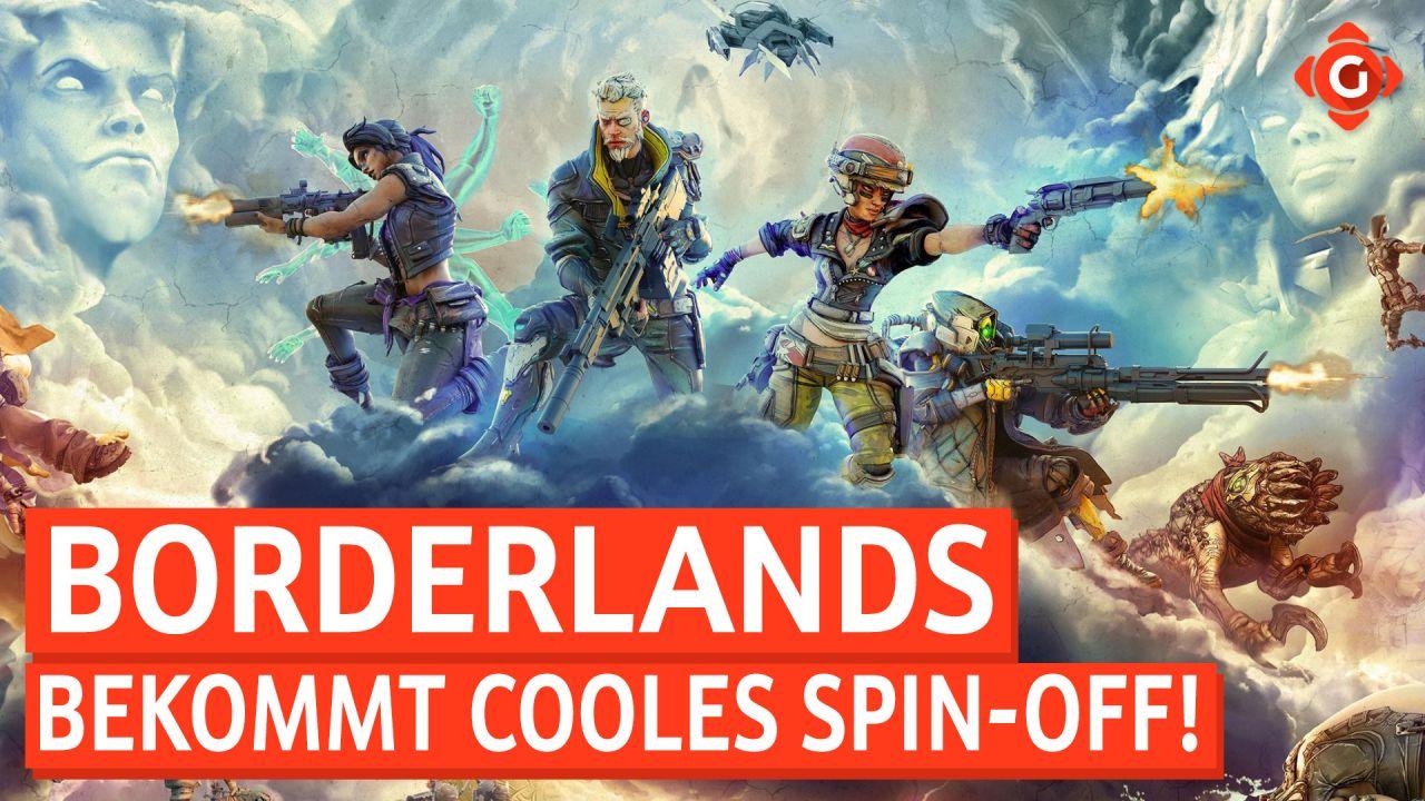 Gameswelt News 11.06.2021 - Mit Tiny Tina's Wonderlands, Elden Ring und mehr