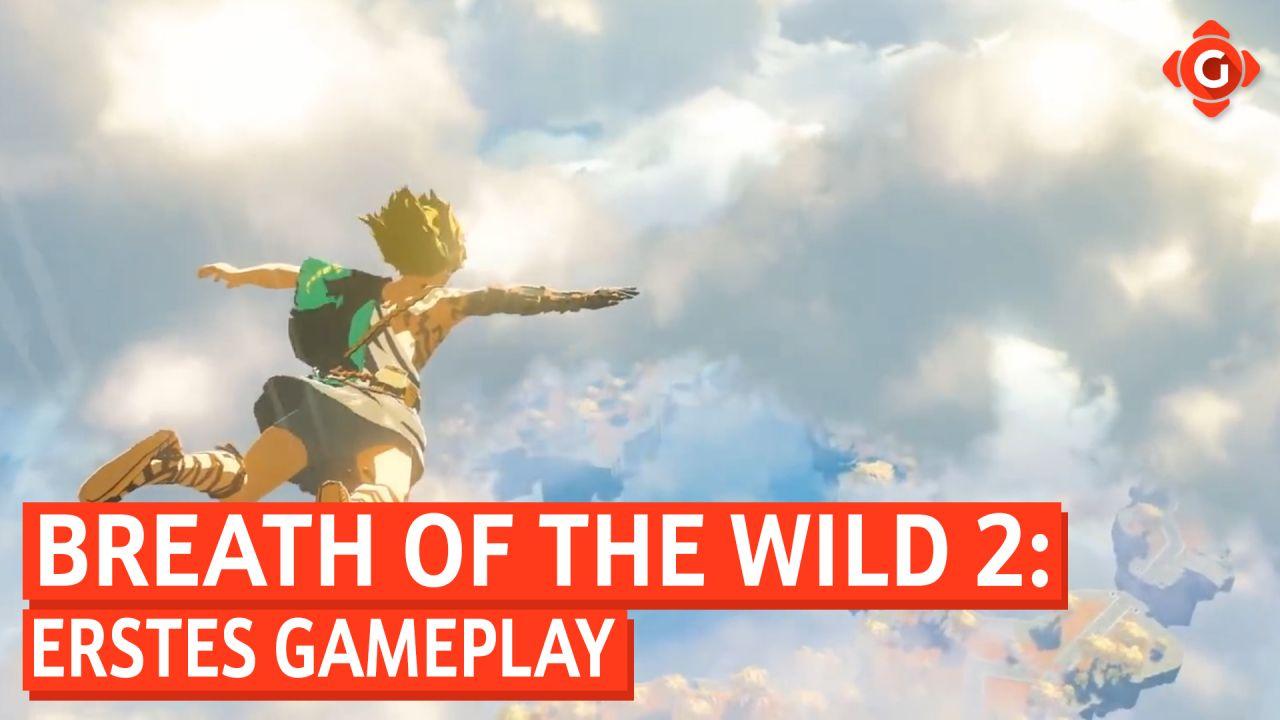 Gameswelt News 16.06.2021 - Mit The Legend of Zelda: Breath of the Wild 2, House of Ashes und mehr