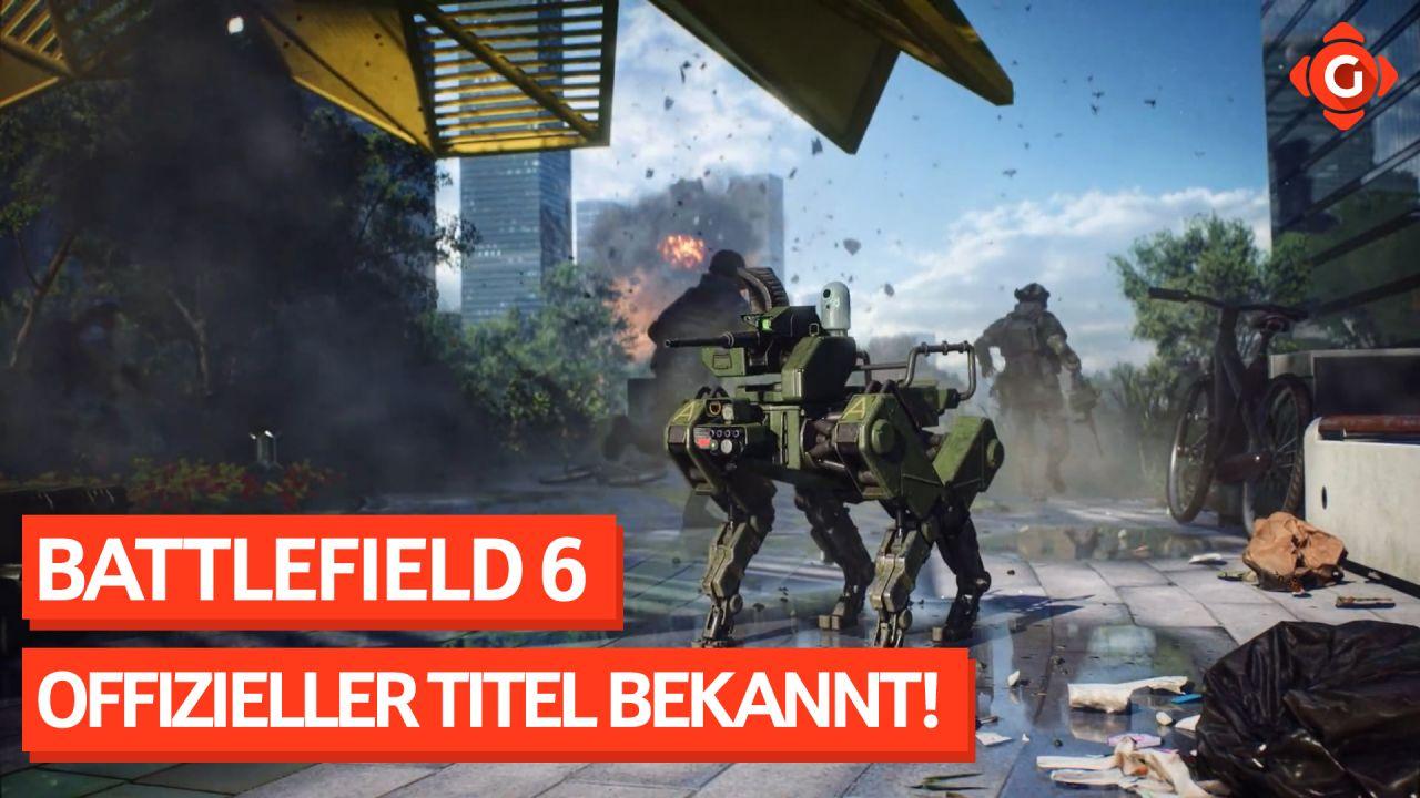 Gameswelt News 09.06.2021 - Mit Battlefield, Ratchet & Clank und mehr.
