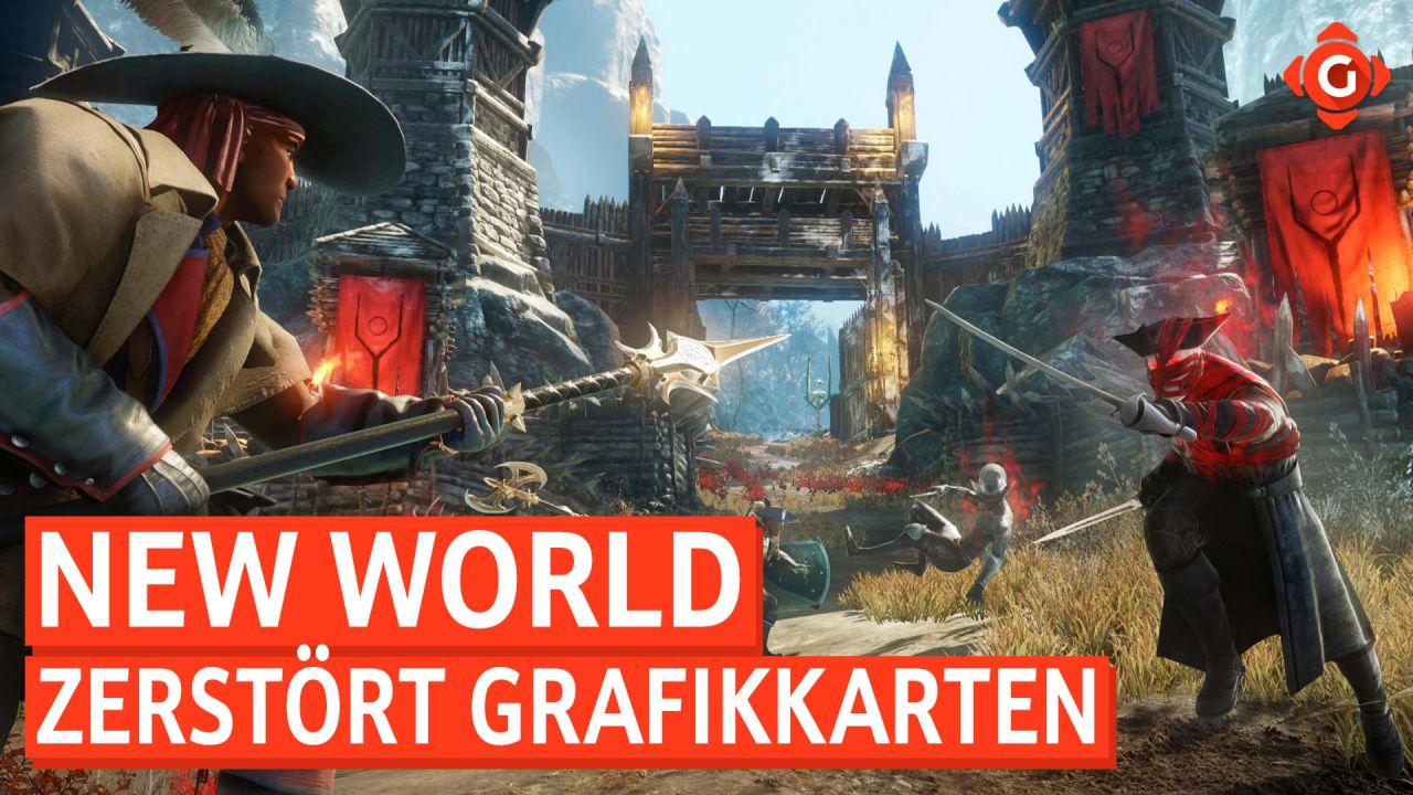 Gameswelt News 22.07.2021 - Mit New World, Skull & Bones und mehr