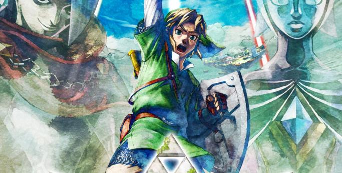 The Legend of Zelda: Skyward Sword HD   Gewinnspiel - Gewinnspiel