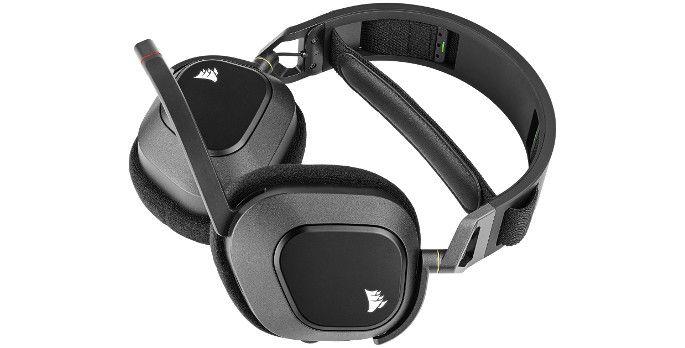 Corsair HS80 RGB Wireless - Test