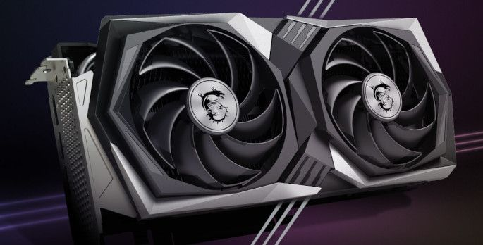 MSI Radeon RX 6600 XT Gaming X 8G - Test