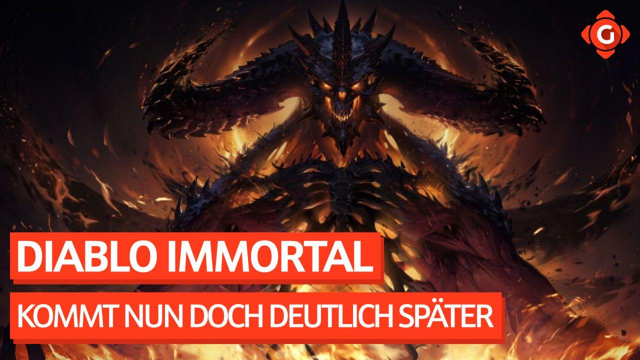 Gameswelt News 04.08.2021 - Mit Diablo Immortal, Xbox Game Pass, Farming Simulator League und mehr