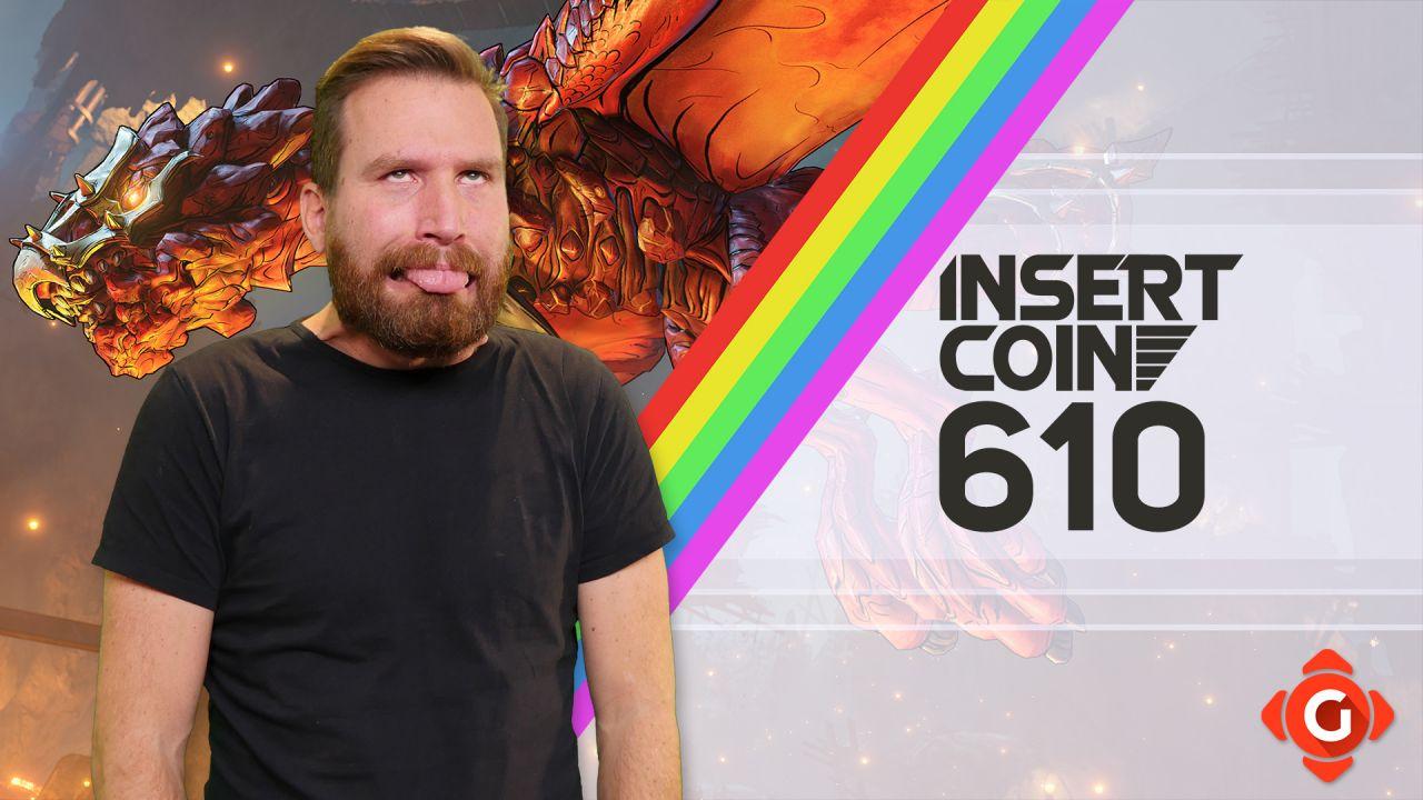 Insert Coin #610 - Matrix-History, Tiny Tina und mehr