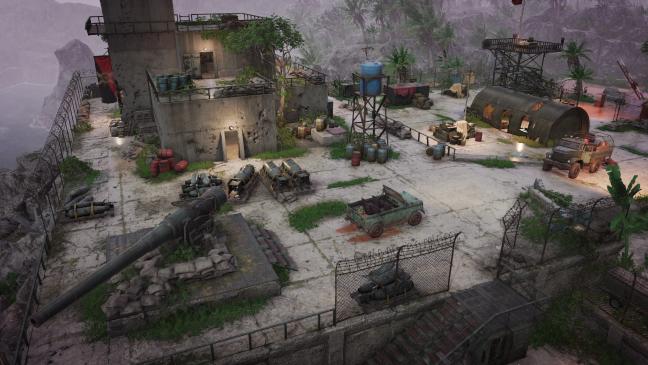 Jagged Alliance 3 - Screenshots - Bild 12