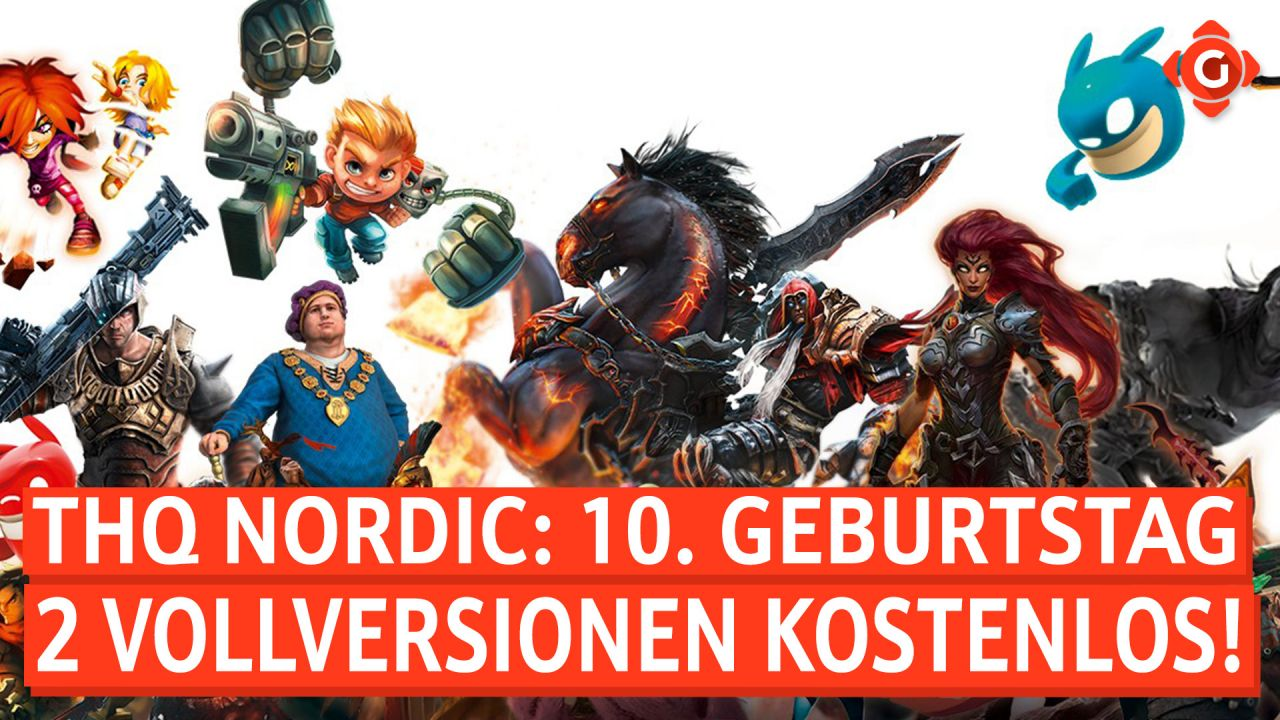 Gameswelt News 17.09.2021 - Mit THQ Nordic, FIFA 22 und mehr