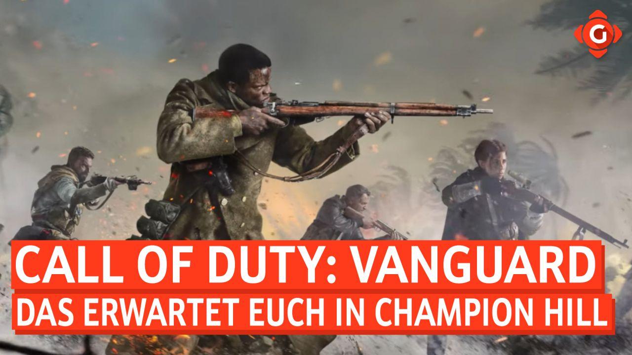 Call of Duty: Vanguard - Das erwartet euch in Champion Hill
