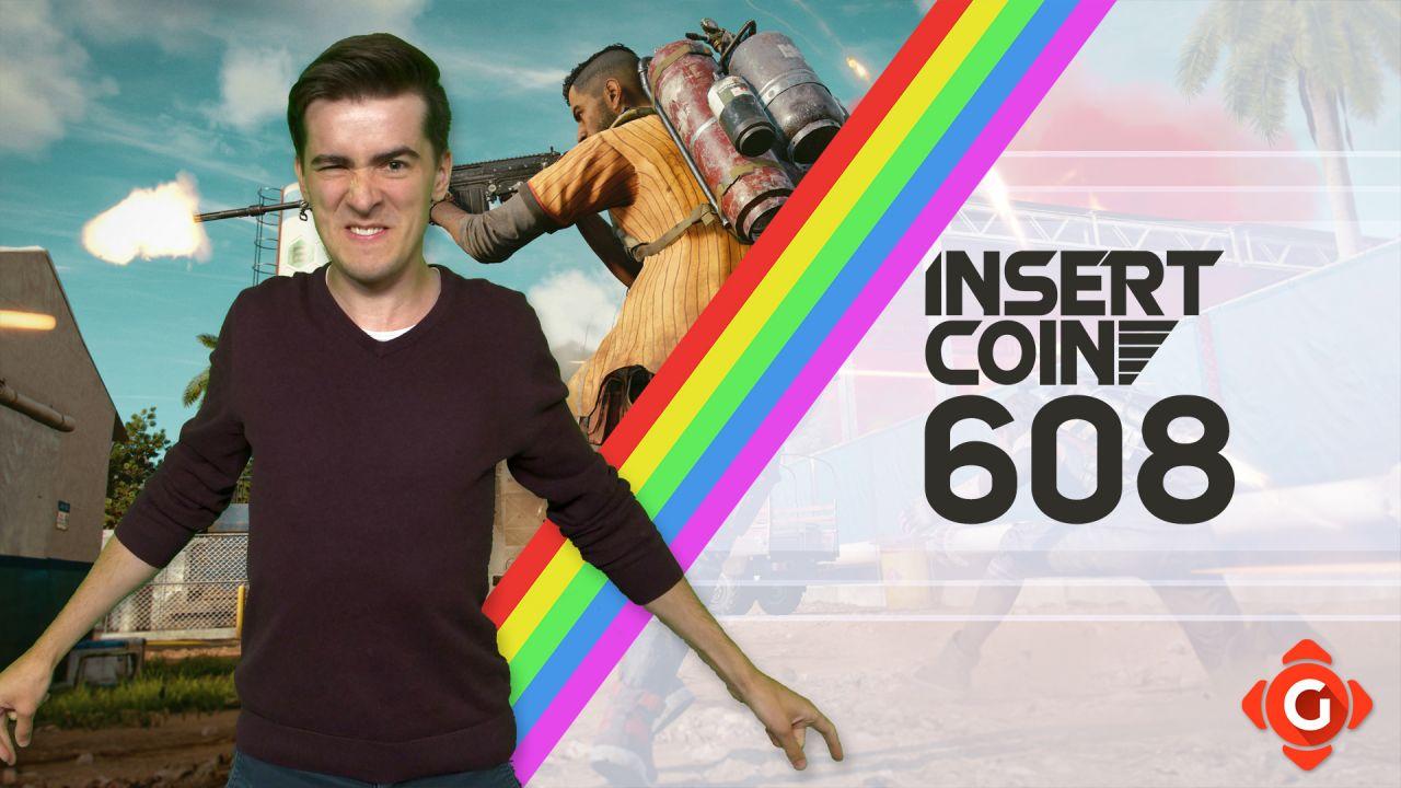 Insert Coin #608 - Far Cry 6, Aliens und mehr