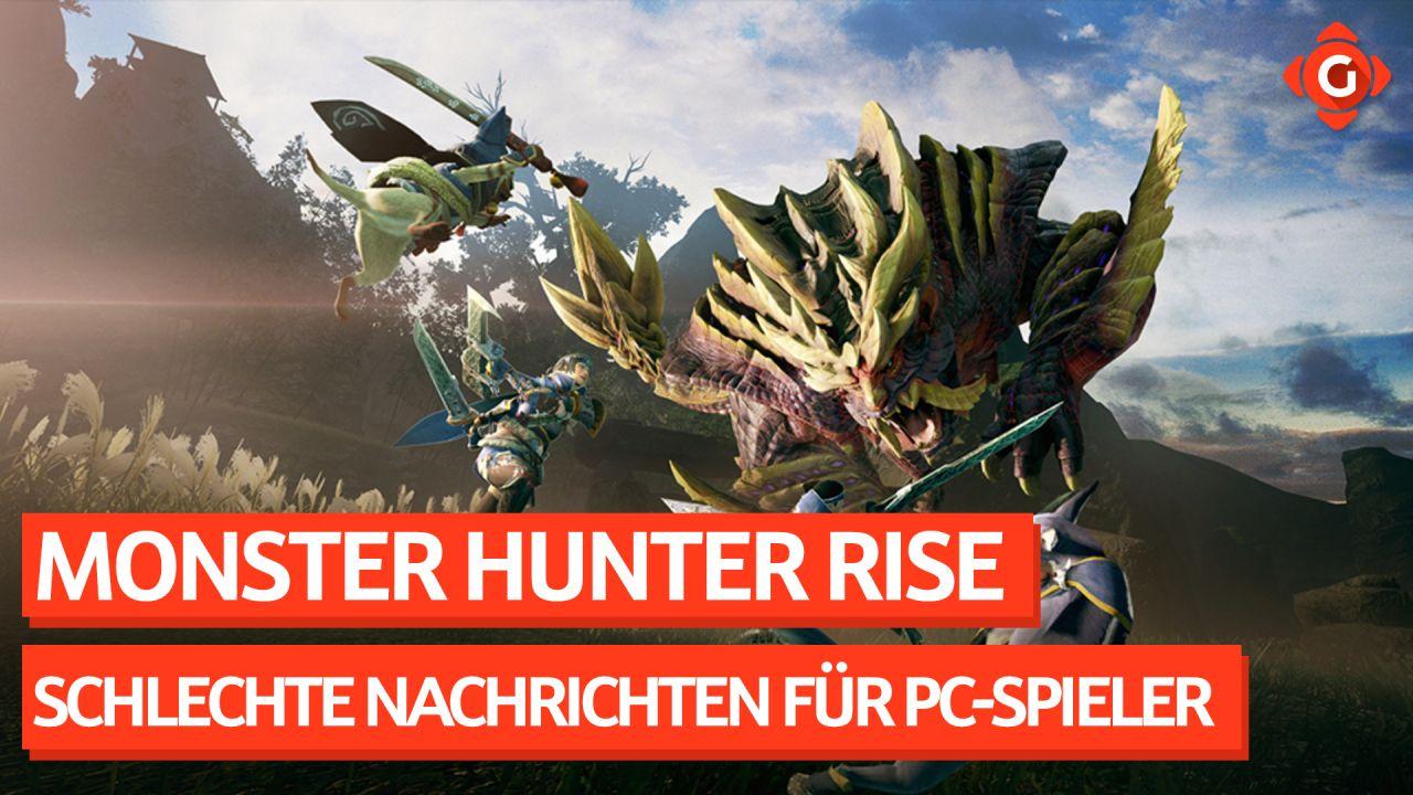 Gameswelt News vom 13.10.2021 - Mit Monster Hunter Rise, World War 3 und mehr