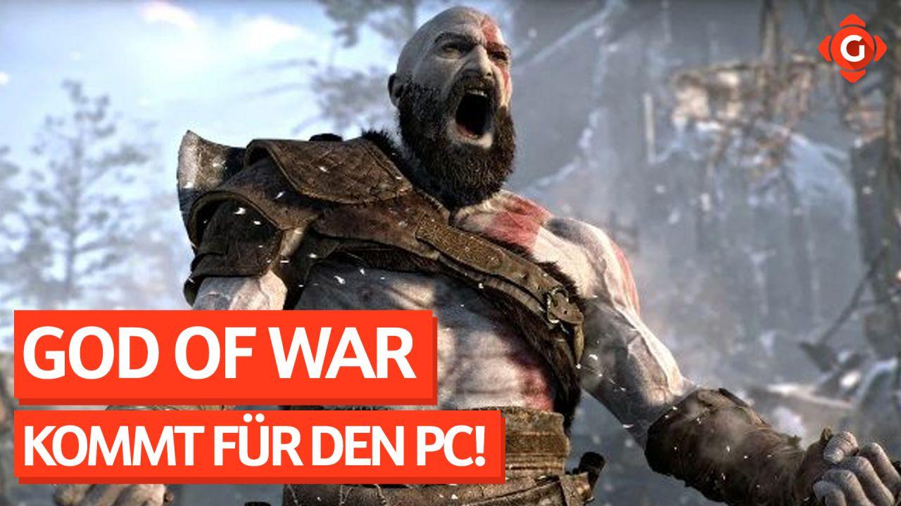 Gameswelt News 21.10.2021 - Mit God of War, Starfield, Cyberpunk 2077 und mehr