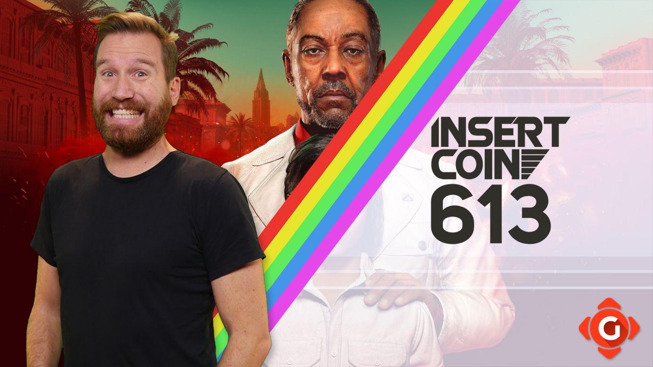 Insert Coin #613 - Metroid Dread, Far Cry 6 und mehr
