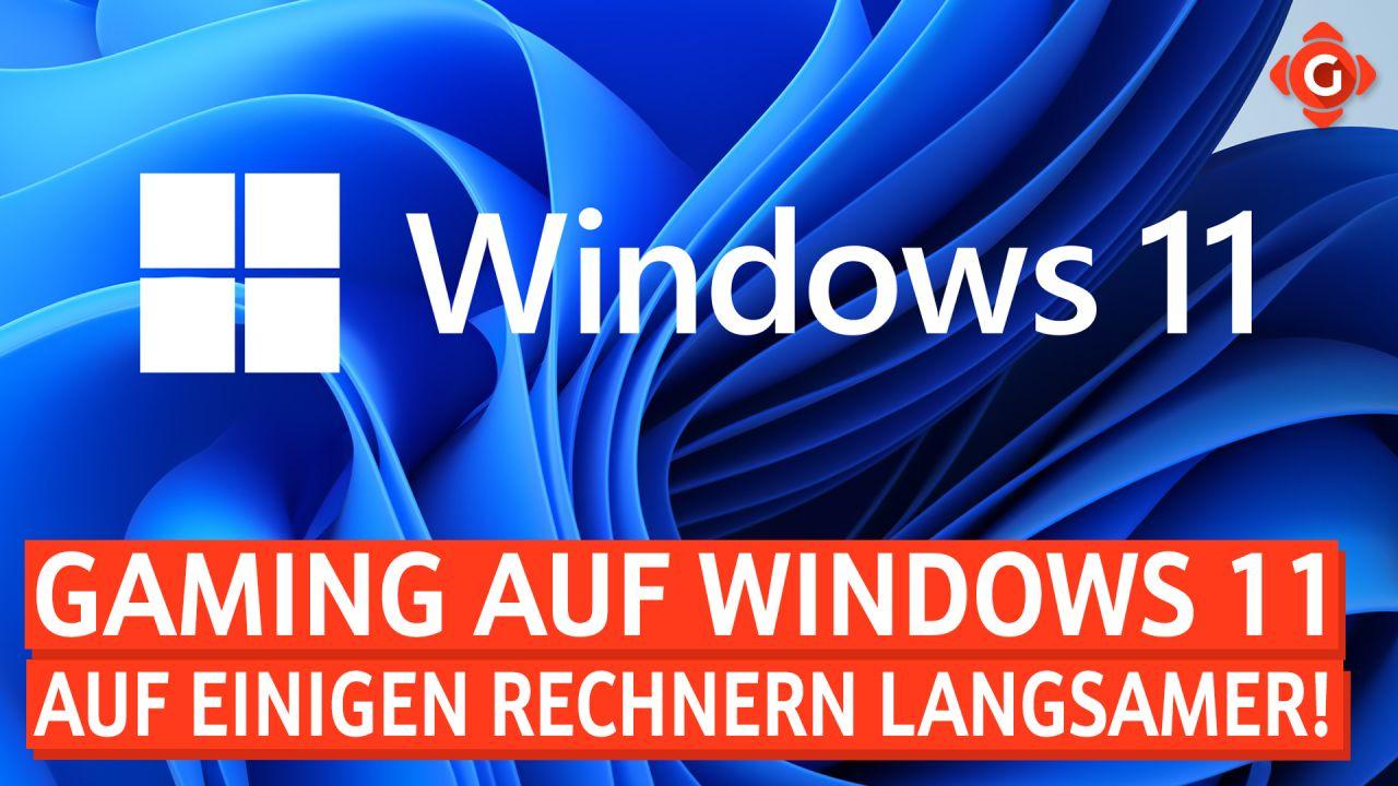 Gameswelt News 08.10.2021 - Mit Windows 11, Animal Crossing: New Horizons und mehr