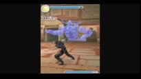 Ninja Gaiden DS - Gameplay: Ghost Bossfight