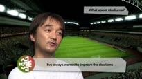 Pro Evolution Soccer 2009 - Seabass Interview