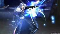 Dissidia: Final Fantasy - Japanisches Moon Battle Gameplay