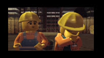 Lego Rock Band - GC 2009 Demolition Challenge Trailer