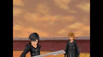 Kingdom Hearts 358/2 - Xion Gameplay Trailer
