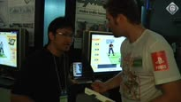 Gameswelt @ TGS 2009 - Cywee - Wiimote für PC