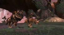 EverQuest 2: Sentinel's Fate - Lynx Mount Trailer