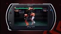 Tekken 6 - Jap. Launch Trailer