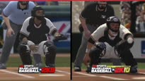 MLB 2K10 - 2K9 vs. 2K10 Trailer
